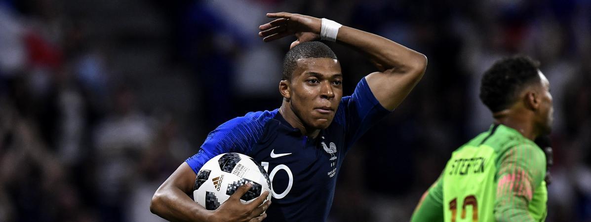 Foot : la France arrache un match nul laborieux face aux Etats-Unis (1-1), à une semaine du Mondial