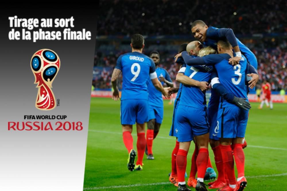 Mondial 2018: La France et la Croatie qualifiées pour les huitièmes de finale