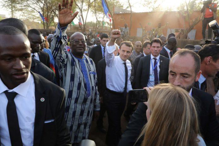 Macron et l'Afrique : le discours de Ouaga au banc d'essai