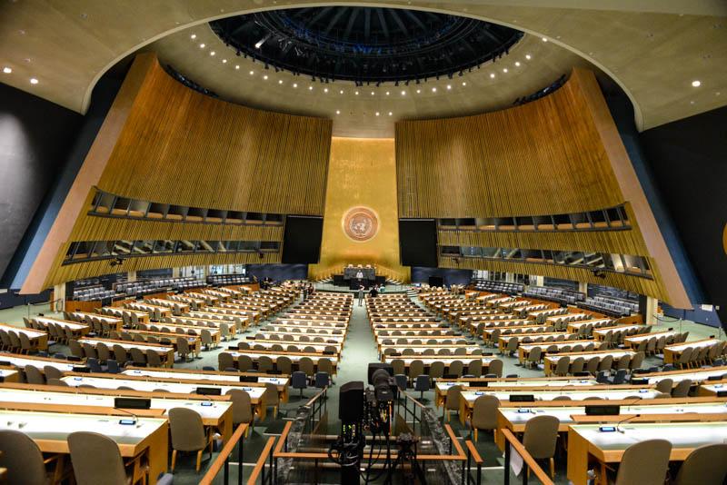 ONU: Allemagne, Belgique, Afrique du Sud au Conseil de sécurité en 2019