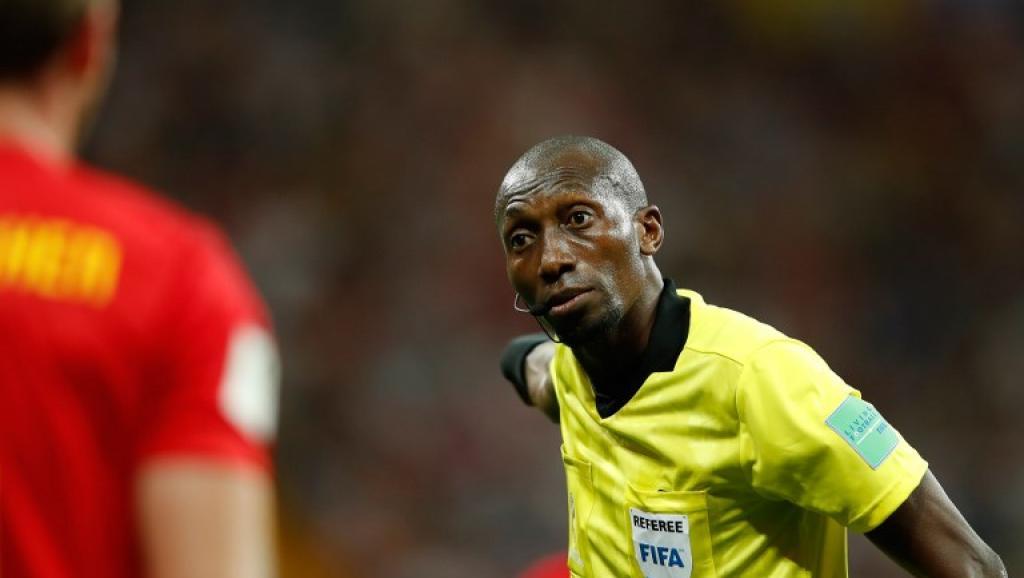 Mondial 2018: Malang Diédhiou, arbitre et dernier représentant de l'Afrique