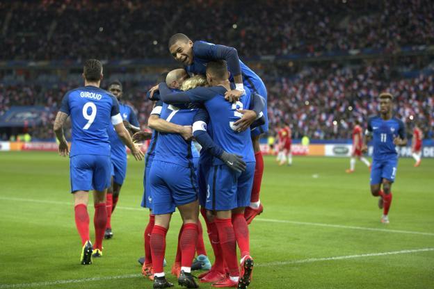Mondial 2018: La France en Finale