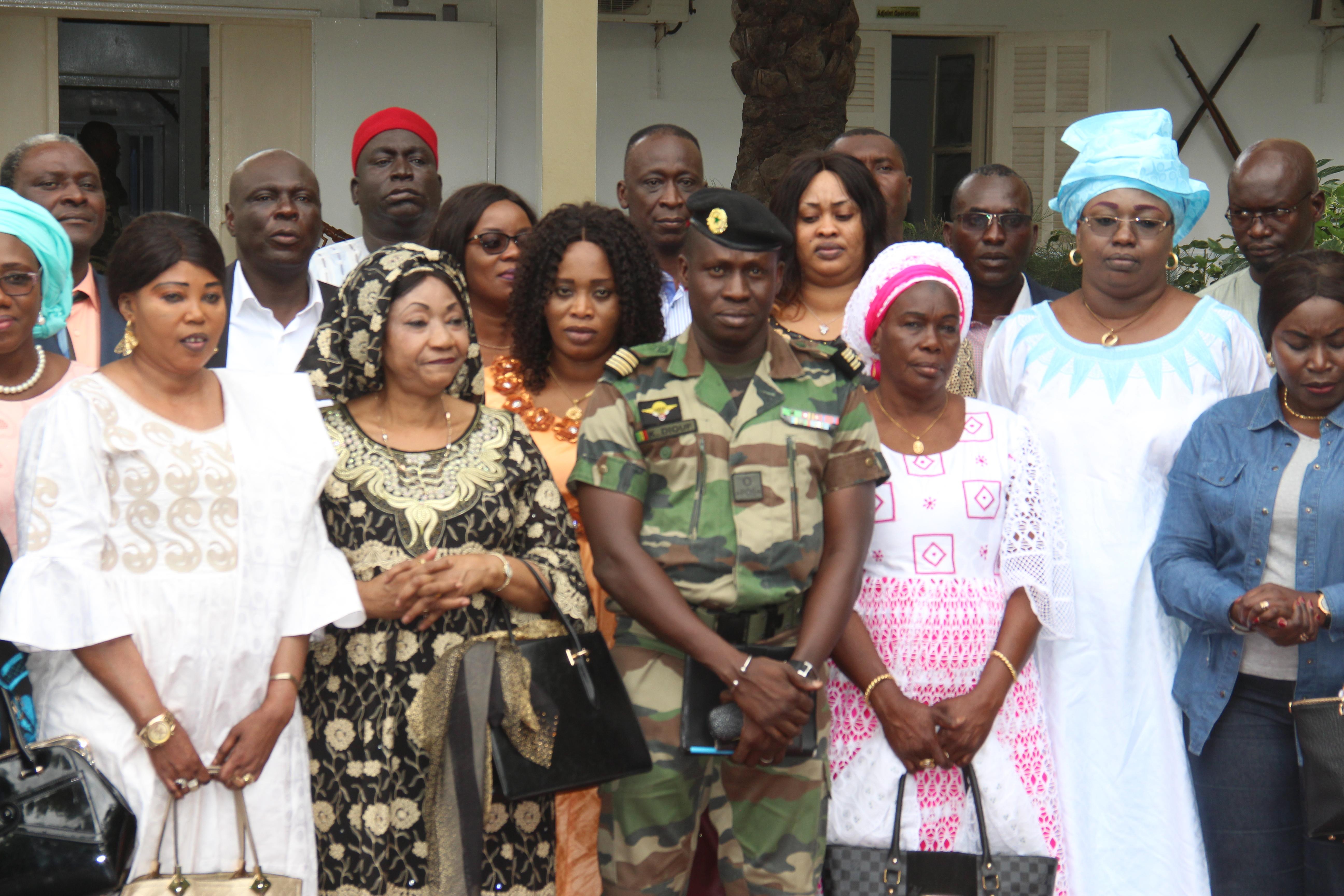 Casamance: Des députés à l'Assemblée Nationale votent pour l'amélioration des conditions de vie des soldats