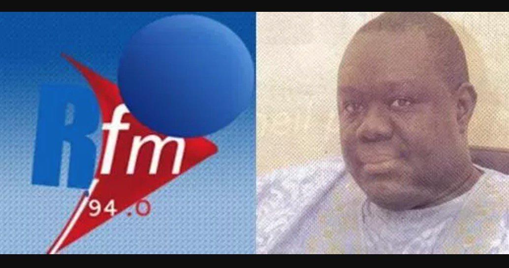 El Hadji Assane Guèye, Nouveau Boss de la RFM