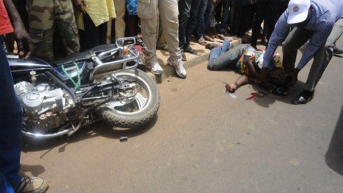 Urgent: Bignona, un jakartaman fait deux victimes