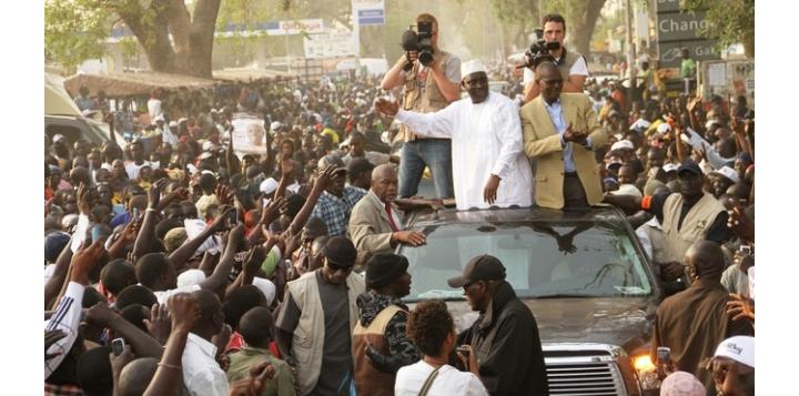 Chine: Macky Sall vient légèrement en tête devant Ousmane Sonko