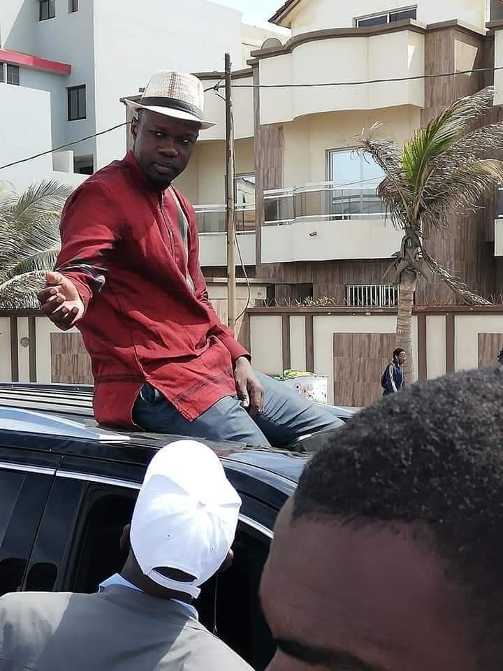 Ousmane Sonko parle ce mercredi desscandales du fer de la Falémé