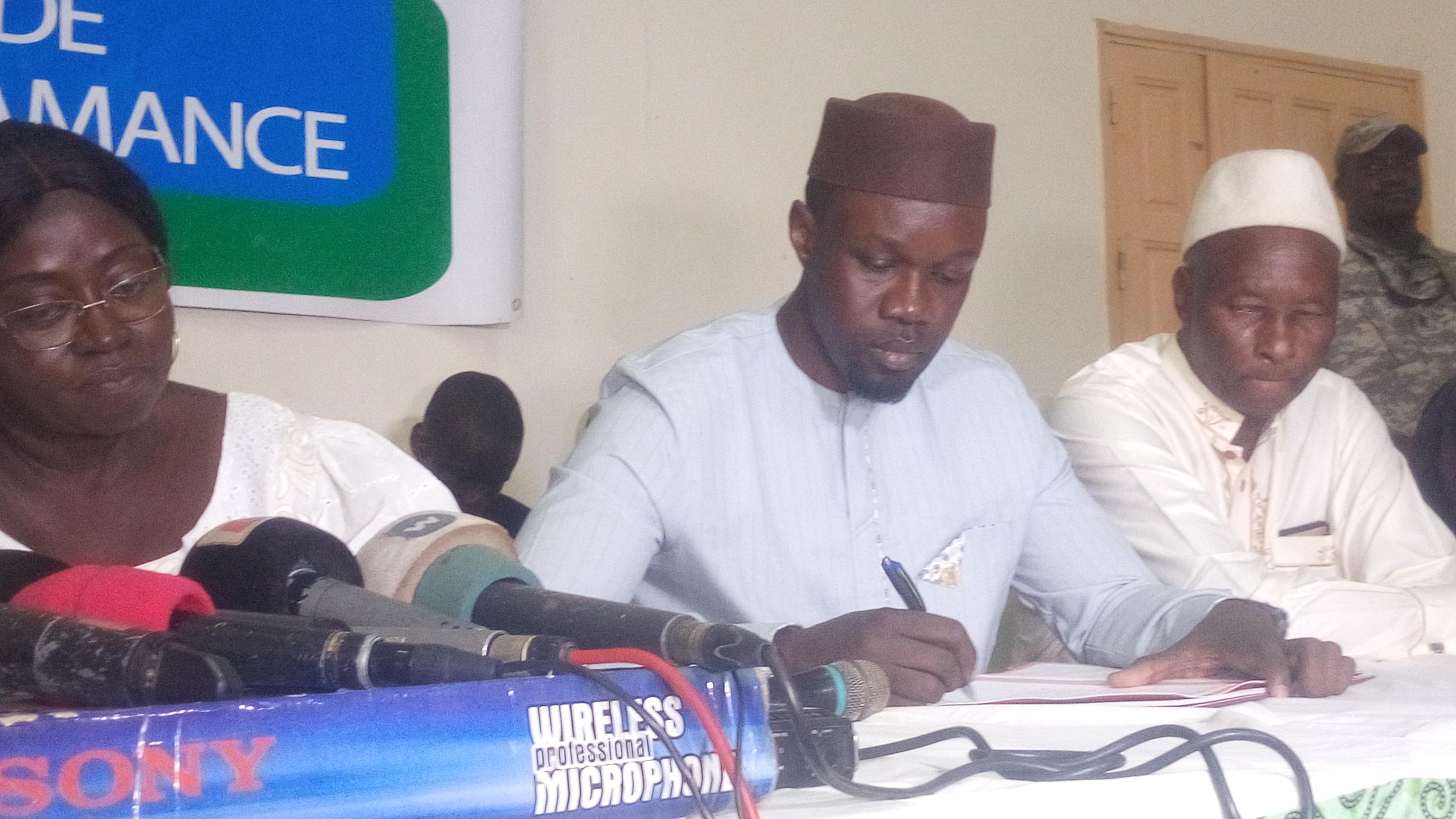 """Ousmane Sonko: """"Je ne négocierais pas la paix en Casamance, j'irais cherché mes frères et oncles du maquis"""""""