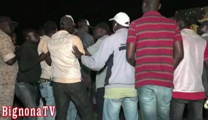 BBY Ziguinchor, des jeunes se donnent en spectacle devant leurs leaders (Vidéo)