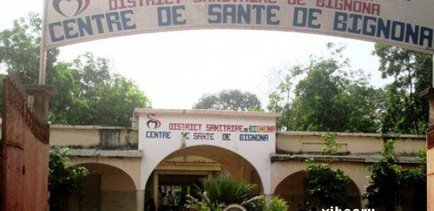 KAWTEF: Le district sanitaire de Bignona était sans son médecin chef au moment de l'accident de Badiouré