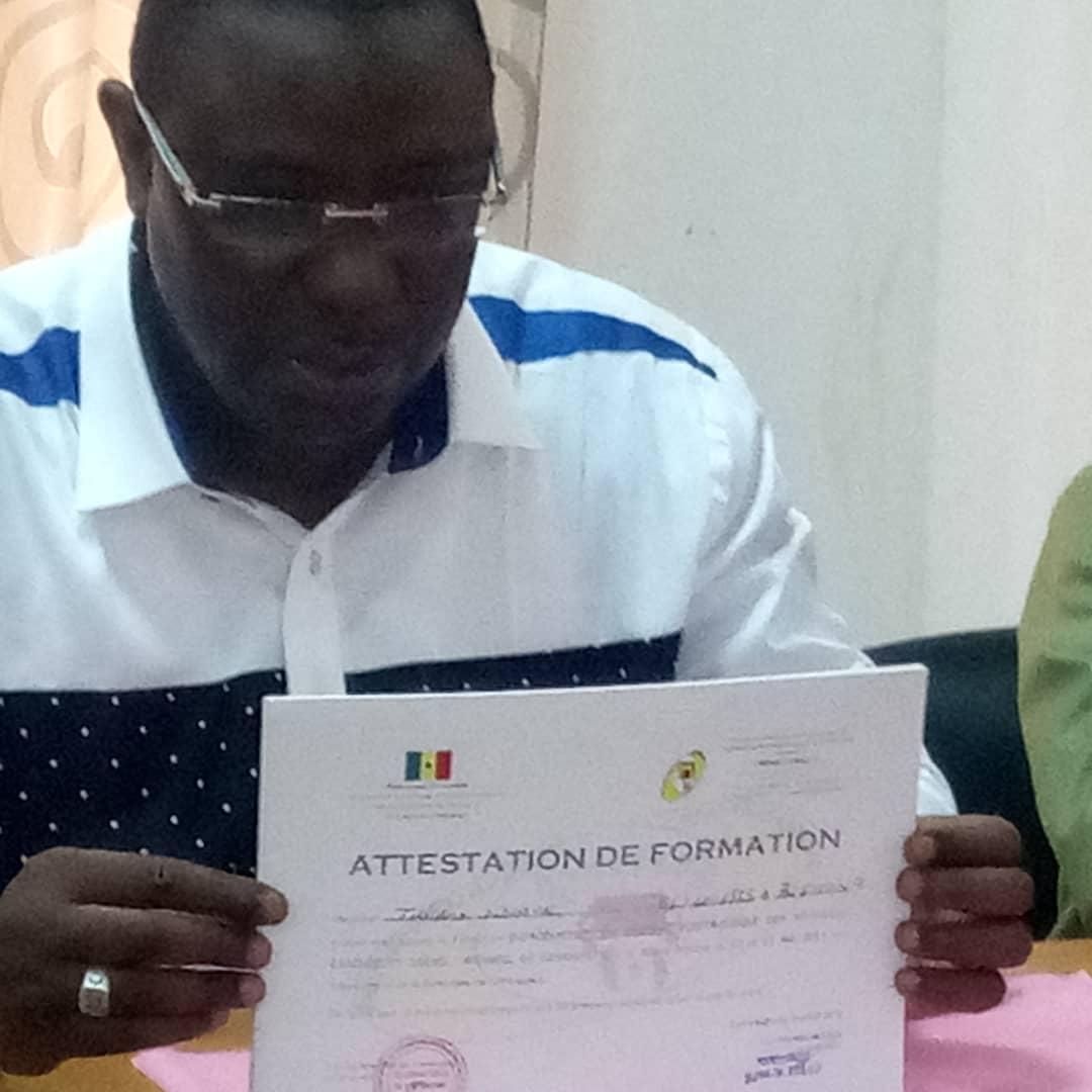 Bignona: Le maire fait formé des jeunes en technique de détection de pannes mécaniques