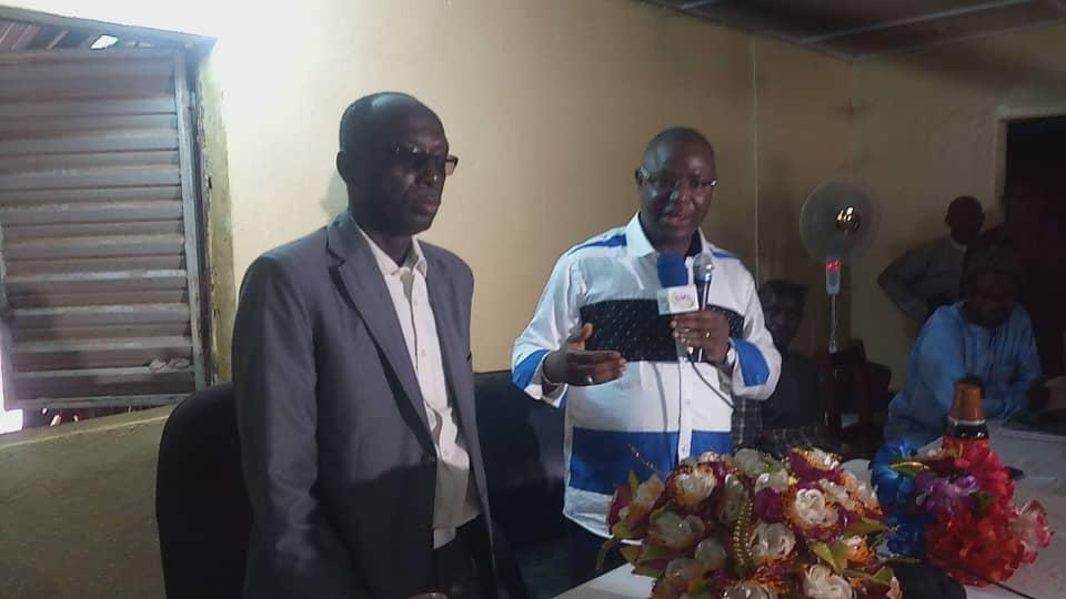 Présidence Gare routière de Bignona: Karamba Goudiaby installé officiellement