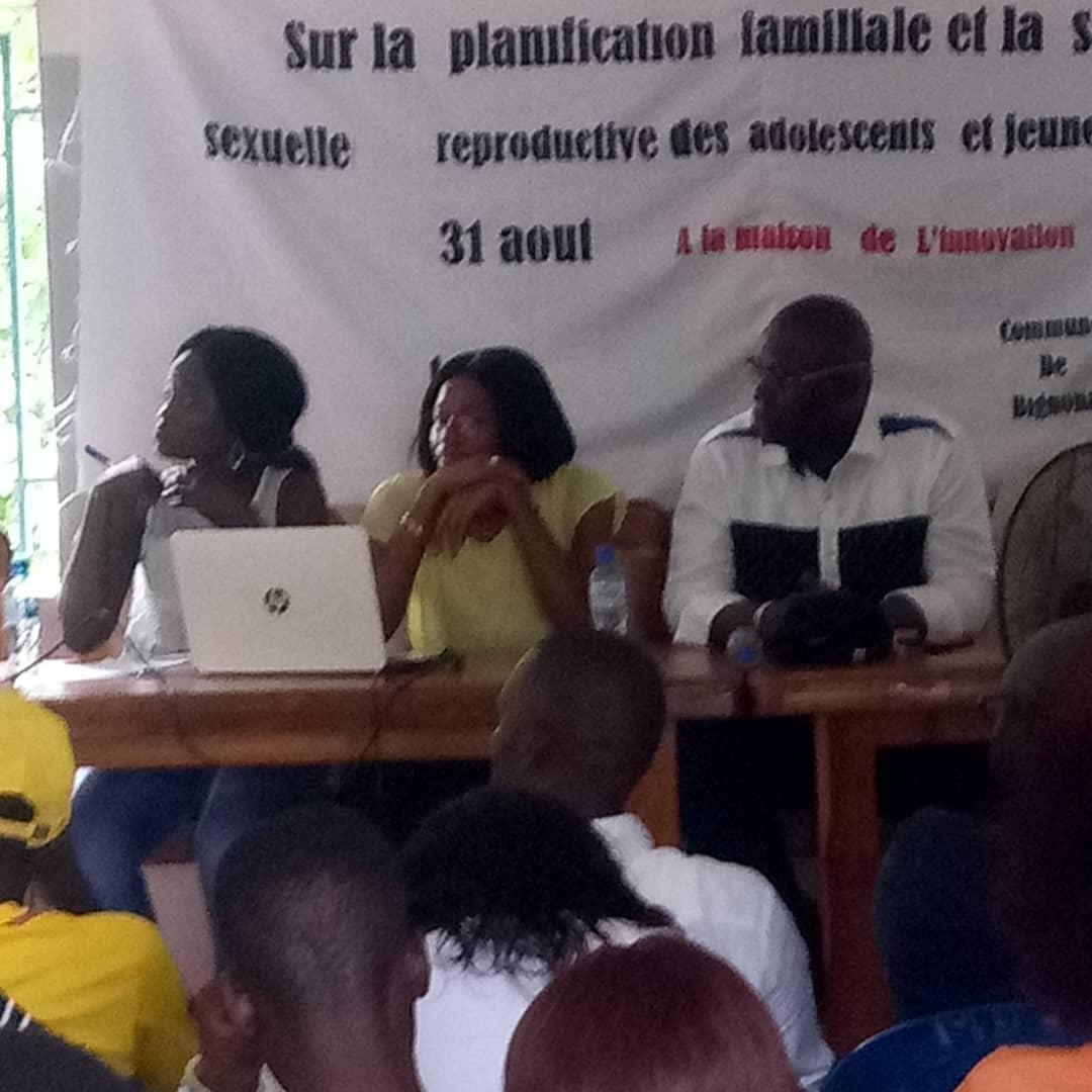 Bignona: Les jeunes à l'école du planning familial et de la santé sexuelle
