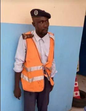 Le faux policier racketteur arrêté à Mbour