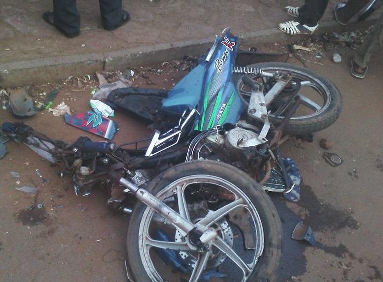 Bignona: Une collision de trois Jakartas fait un mort et deux blessés graves