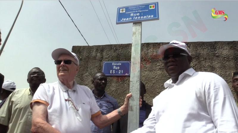 """Nécrologie: le président fondateur de l'association """" Des amis et anciens de la Casamance"""" est décédé"""