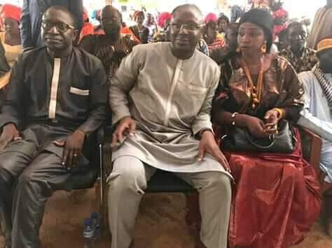 L'an 3 de la CDD, Mamina Kamara l'invité d'honneur de Kéita