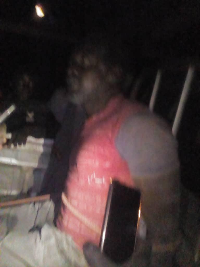 Coubanao: Voici l'homme qui a tué son propre père (photo)