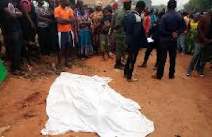 Kantène: Une fillette de 4 ans égorgée, trois suspects arrêtés