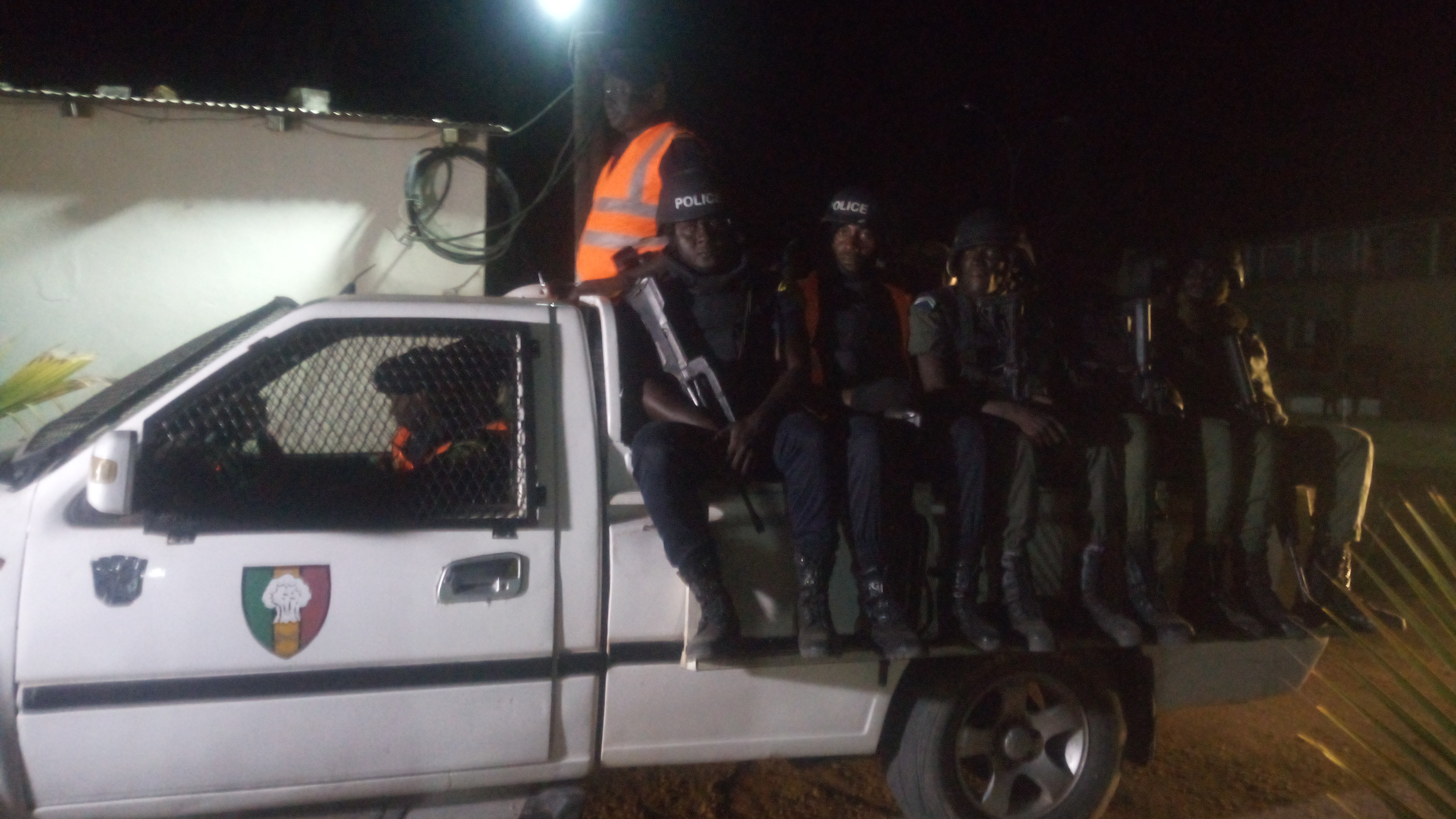 Ziguinchor: La police et la gendarmerie mènent une opération conjointe ce samedi