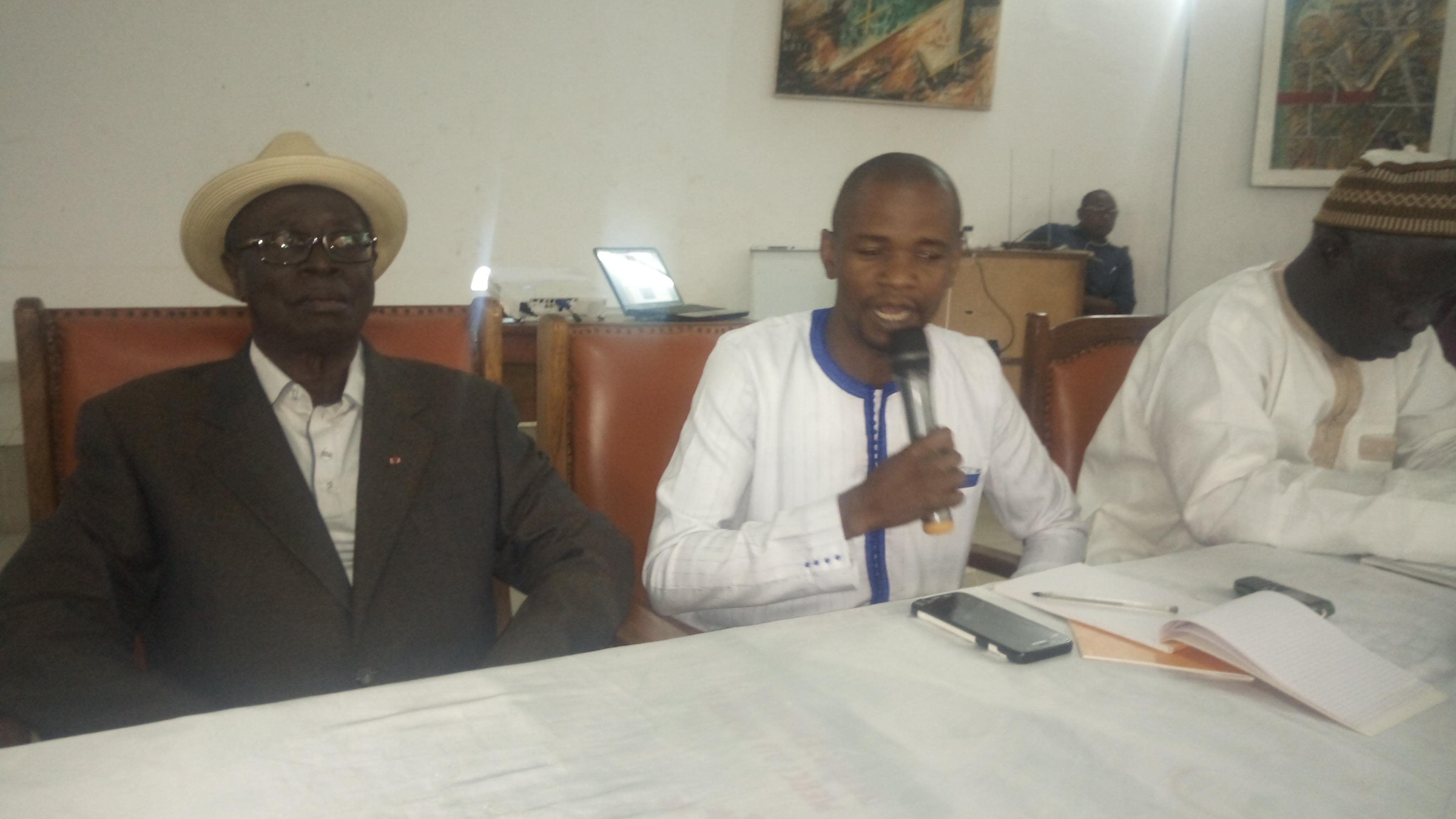 Consolidation de la paix en Casamance, le GRPC rencontre les structures de jeunesse de Ziguinchor