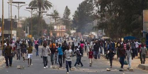 UASZ: Les étudiants dans la rue ce lundi
