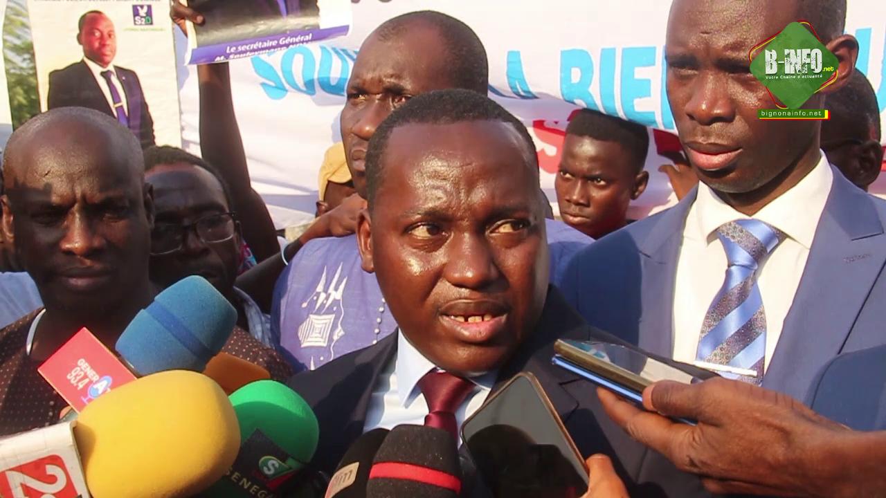 Coronavirus, la SDD tacle sévèrement le gouvernement du Sénégal (Vidéo)