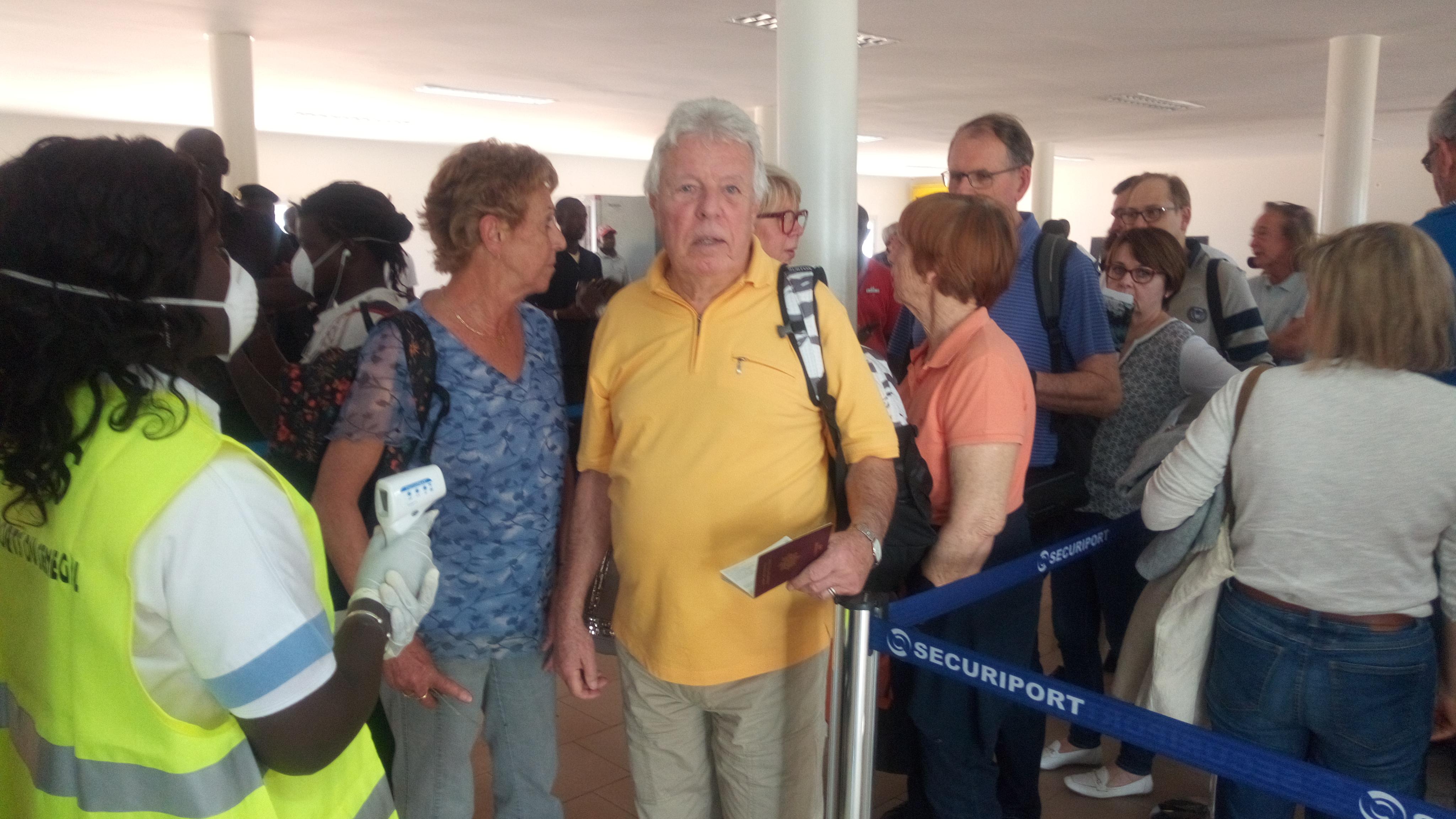 Cap-Skiring: Rapatriement des touristes français ce mercredi