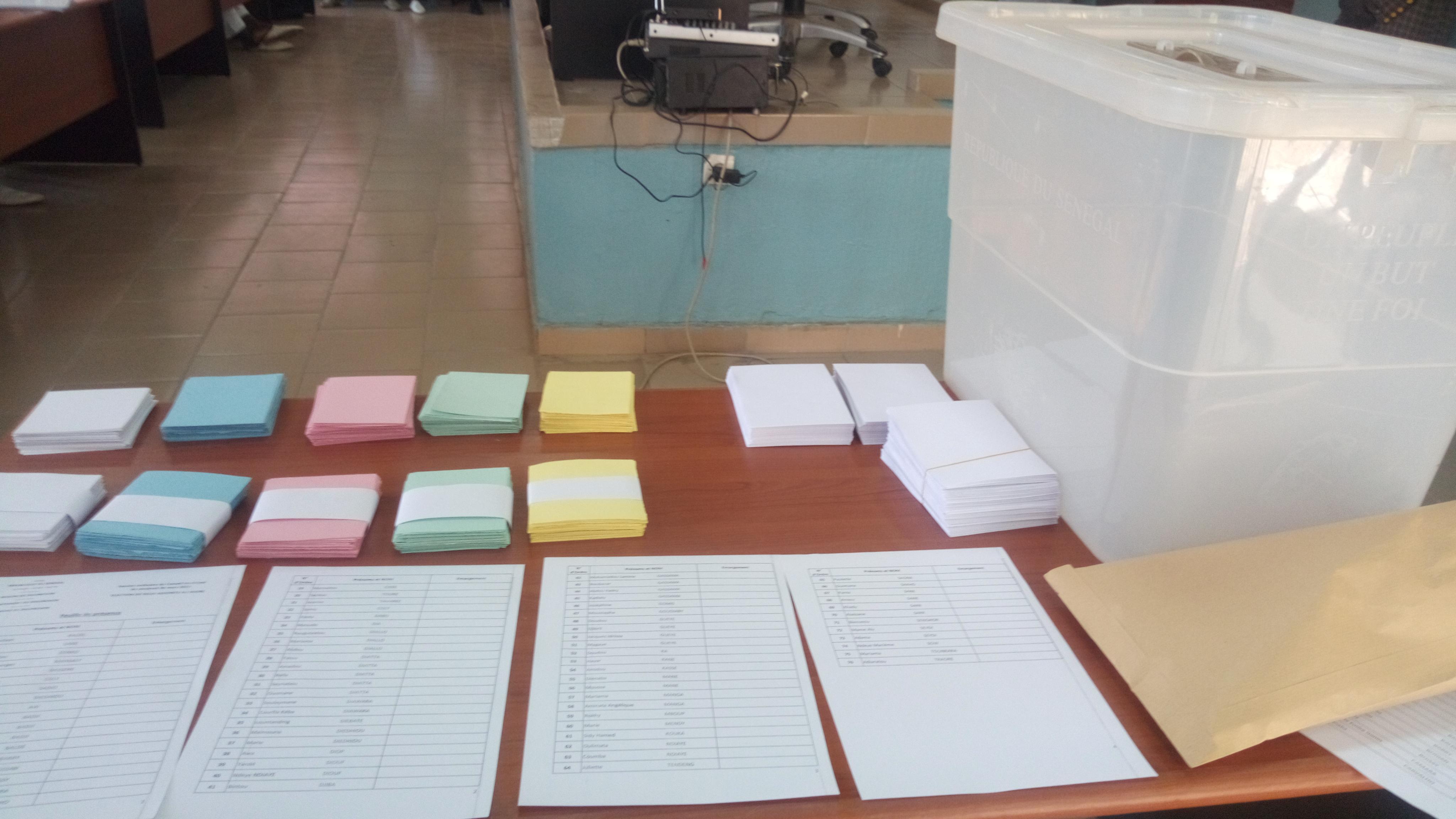 Bureau Municipal de Ziguinchor: Samba Gackou et Mariama Diédhiou remplacés ce vendredi