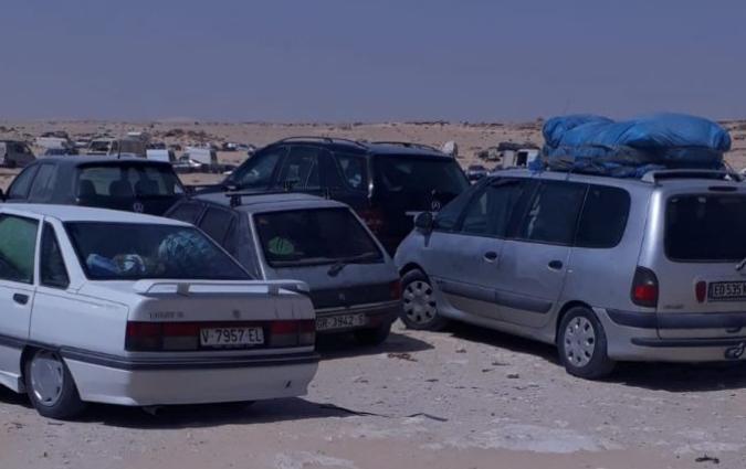 """Covid-19: 13 """"Modou-Modou"""" bloqués entre le Maroc et la Mauritanie"""