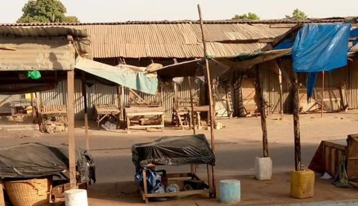 Ziguinchor: Les marchés fermés à 17 heures