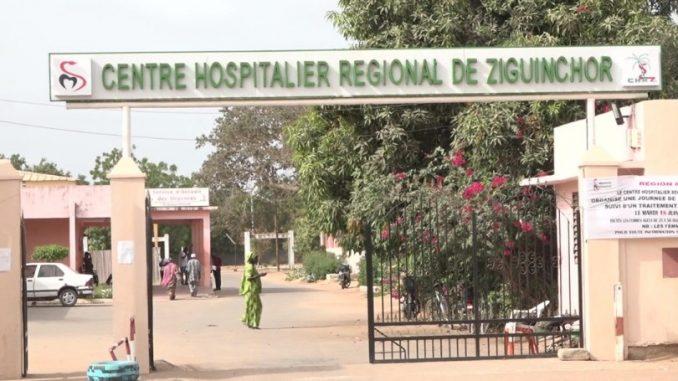 Ziguinchor: Un des patients déclarés guéris testé, à nouveau positif, au covid-19
