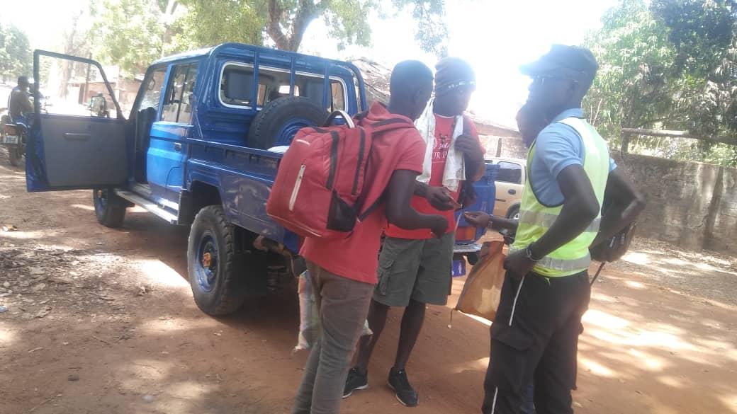 Bignona: Trois bissau-guinéens en Provenance de la Gambie refoulés