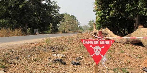 Casamance: Un soldat saute sur une mine à Mbissine