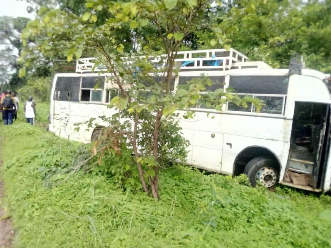 Accident à Diarone, un enseignant grièvement atteint