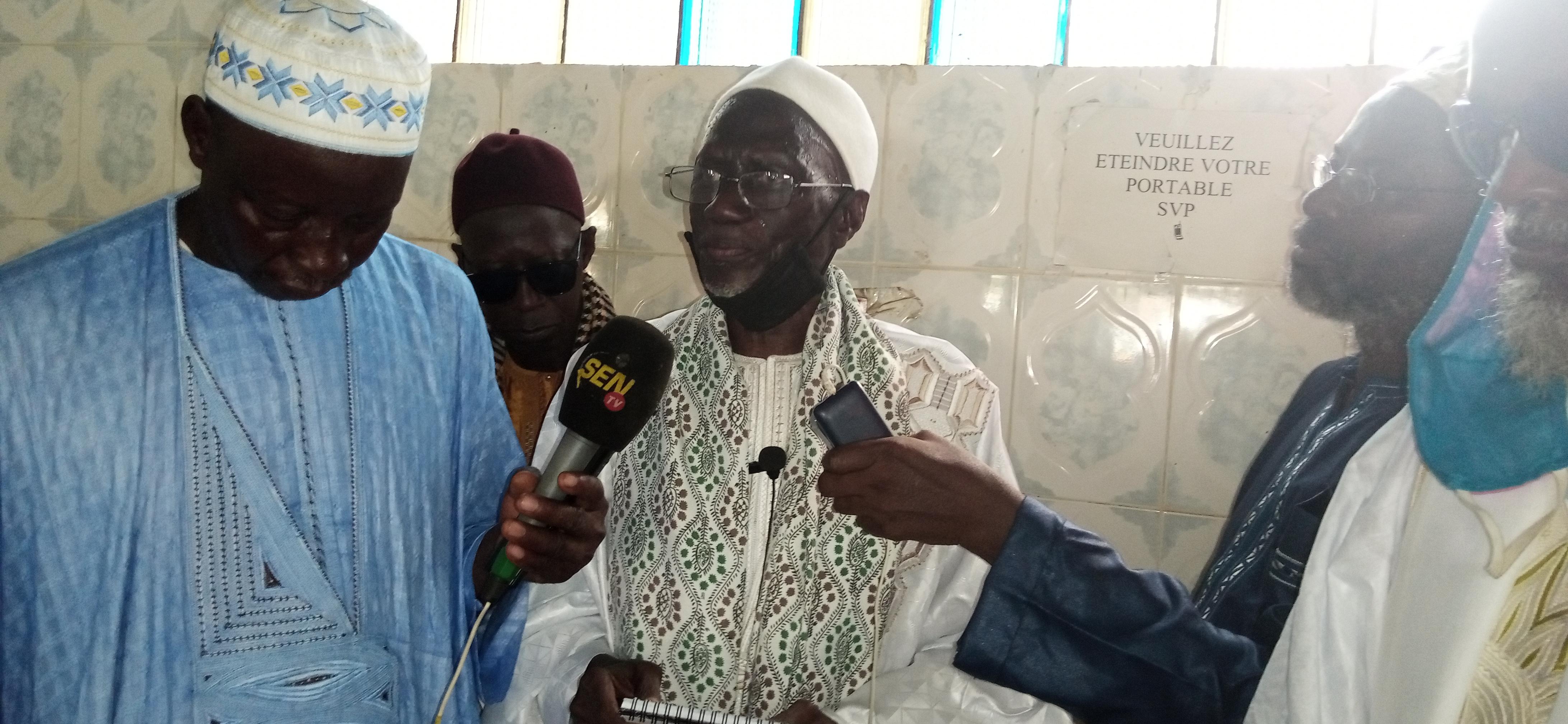 Tabaski 2020: Les images de la grande mosquée de BIGNONA