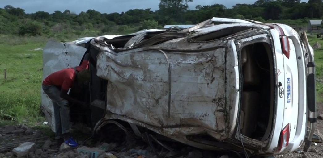 Tobor: Deux morts et plusieurs blessés dans un accident