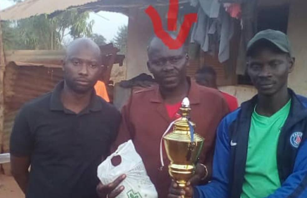 Aliou Diémé, l'enseignant mort dans l'accident de Diarone (Photos)