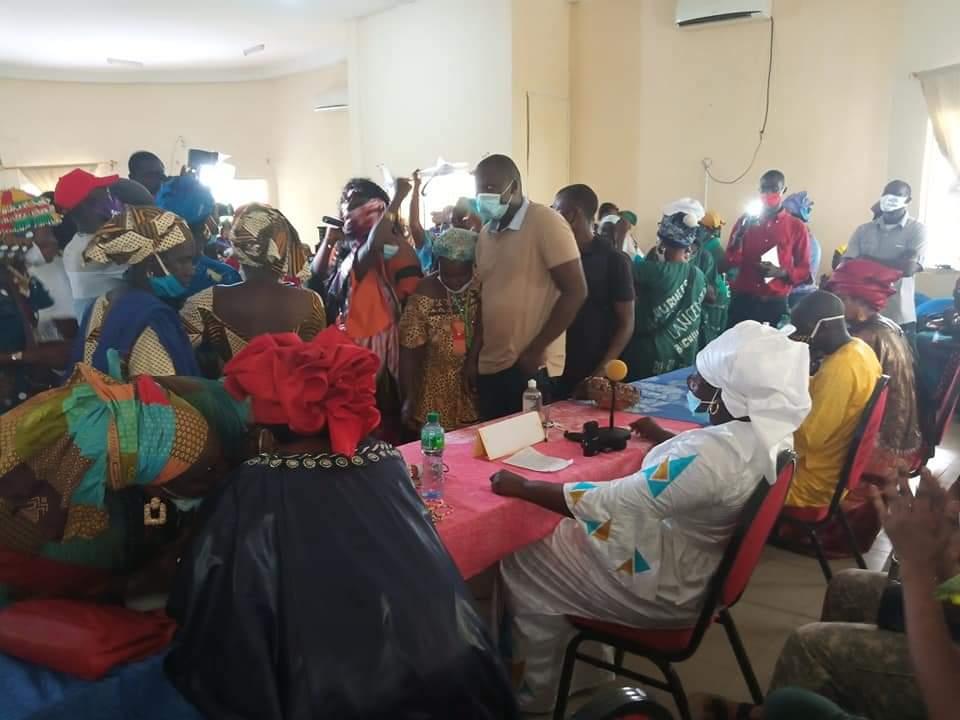 Bignona: Assome DIATTA foule aux pieds les mesures d'Aly N Ndiaye