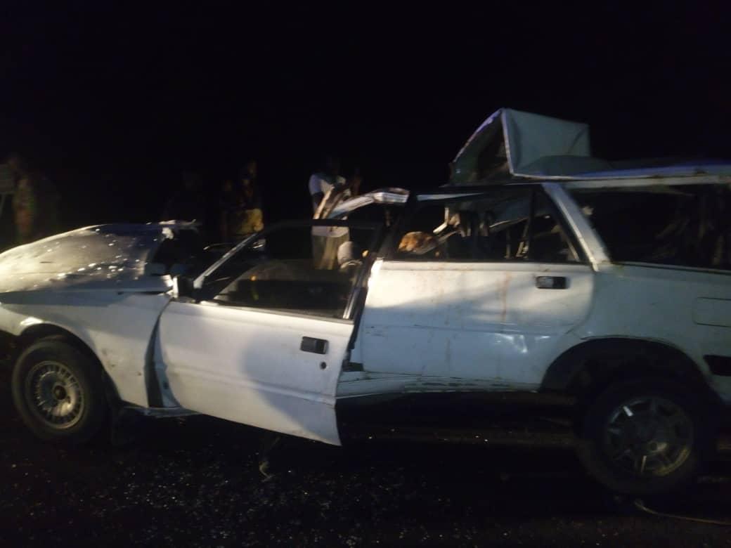 Djibélor: Un accident fait 2 morts et plusieurs blessés