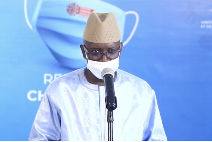 Lutte contre la covid-19 : Voici les nouvelles mesures de Aly Ngouille Ndiaye
