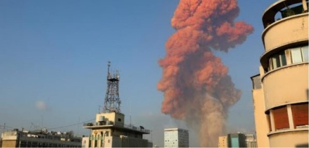 Liban: Une explosion fait 27 morts et 2500 blessés