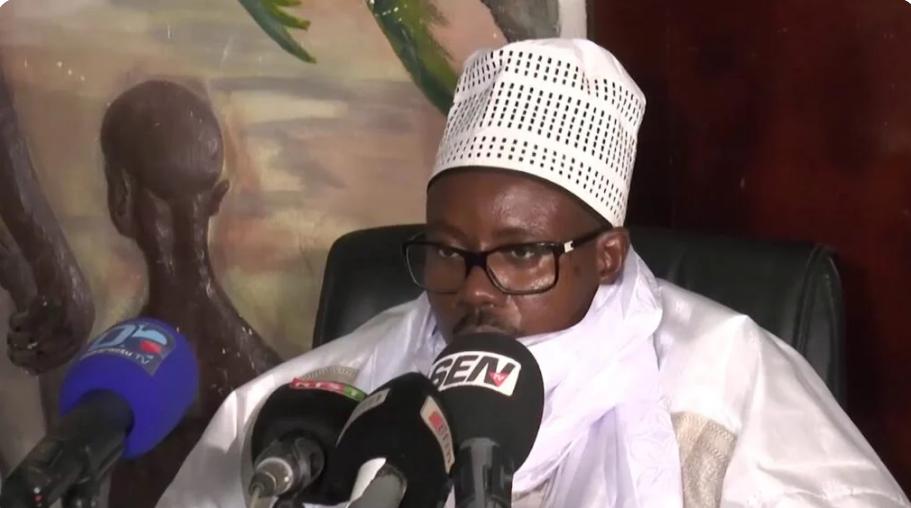 """Cheikh Bass Abdou Khadre: """"Le Magal de Touba est notre fête d'indépendance"""""""