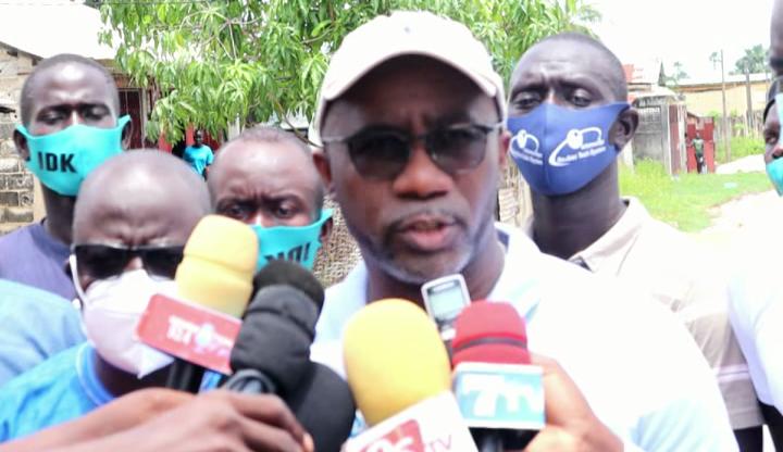 Des milliards investis en Casamance, Doudou Ka donne les détails (Vidéo)
