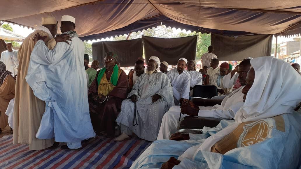 Diouloulou : Les musulmans se mobilisent contre la caricature du Prophète