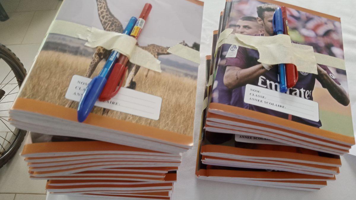 Bignona: Des fournitures scolaires pour 500 enfants démunis (Images)