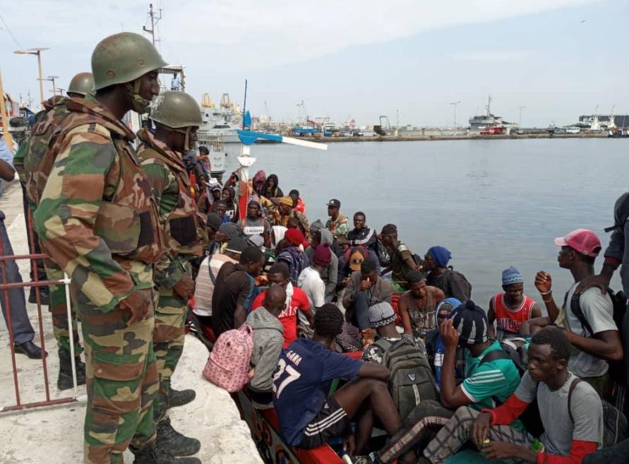 Immigration Clandestine : 100 jeunes sénégalais périssent en haute Mer ce samedi