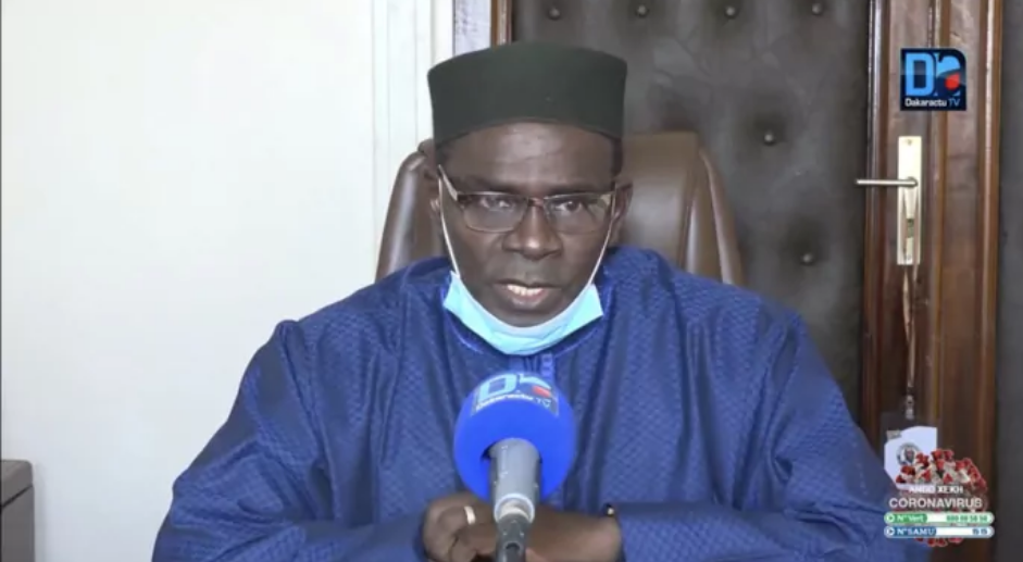 Urgent: Le député Aymerou Gningue de BBY pique un malaise à l'assemblée nationale