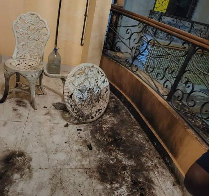 Urgent : Le domicile du député Seydou Diouf saccagé