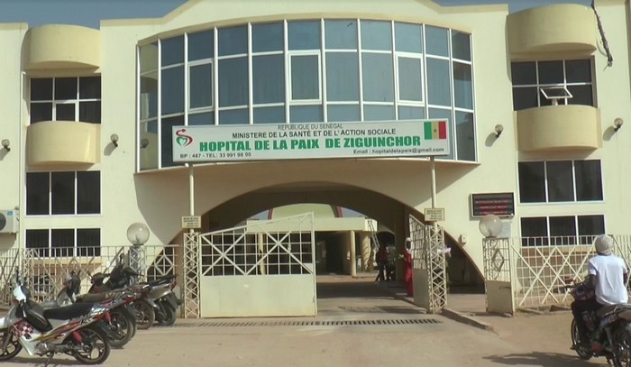 Hôpital Régional de Ziguinchor: Les médecins décrètent 72 heures de grève